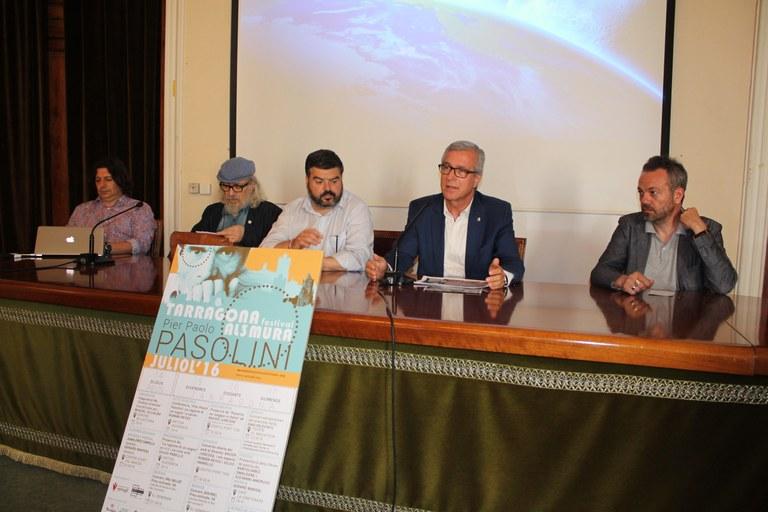 El Festival Al3 Mura surt per primera vegada d'Itàlia i arriba a Tarragona i Reus