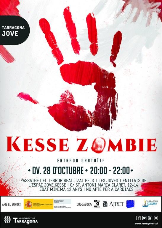 El Kesse Zombie, la proposta del Casal de Joves per aquest divendres