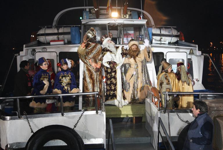 Els Reis Mags d'Orient arribaran a Tarragona demà a la tarda