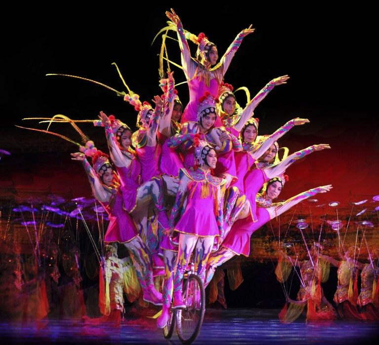 Es cancel·la l'espectacle 'Shanghai World Circus'