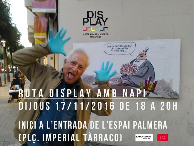 Exposicions de Napi i La Capsa Ambulant