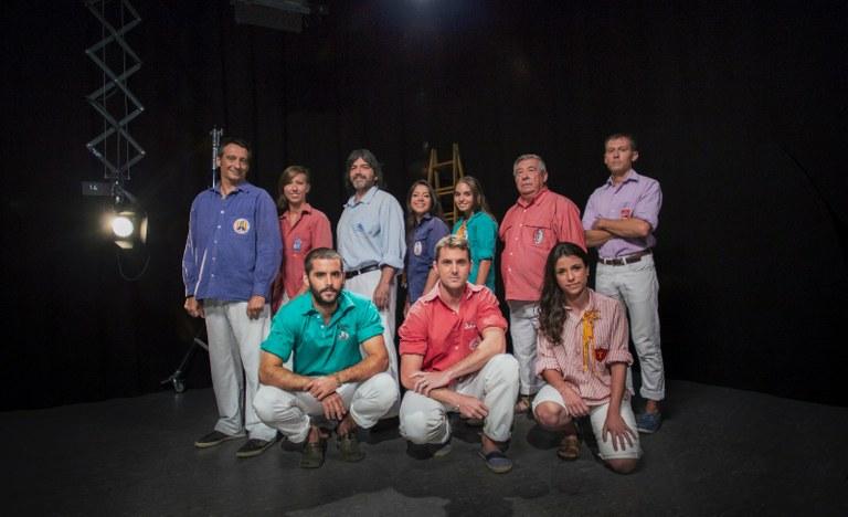 La campanya 'Rivalitat, progrés, respecte' vol contribuir al 'fair play' a les places castelleres