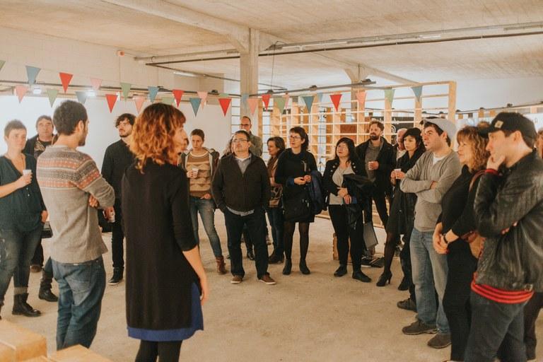 La Capsa Ambulant d'Artistes s'acomiada amb una exposició que recull les diverses intervencions