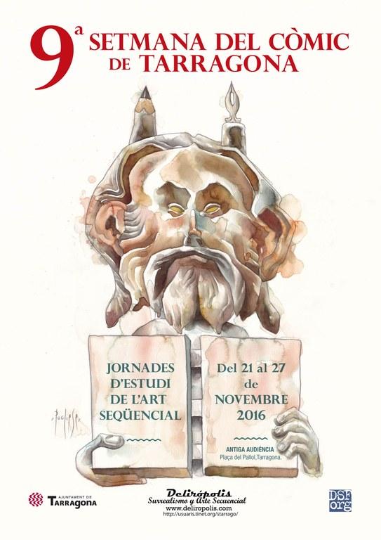 L'Antiga Audiència acull la 9a Setmana del Còmic de TArragona