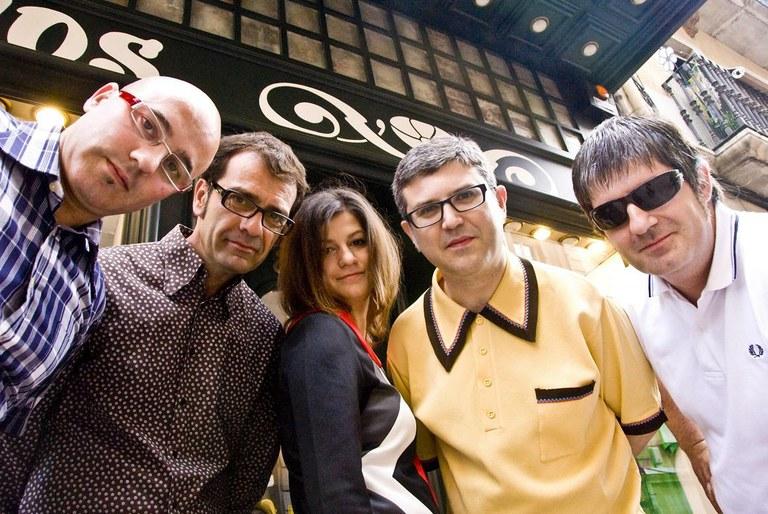 Los Glosters s'incorporen al Festival Sota la Palmera