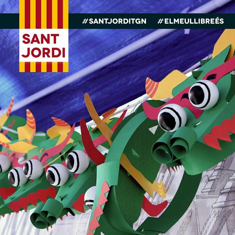 Sant Jordi a Tarragona