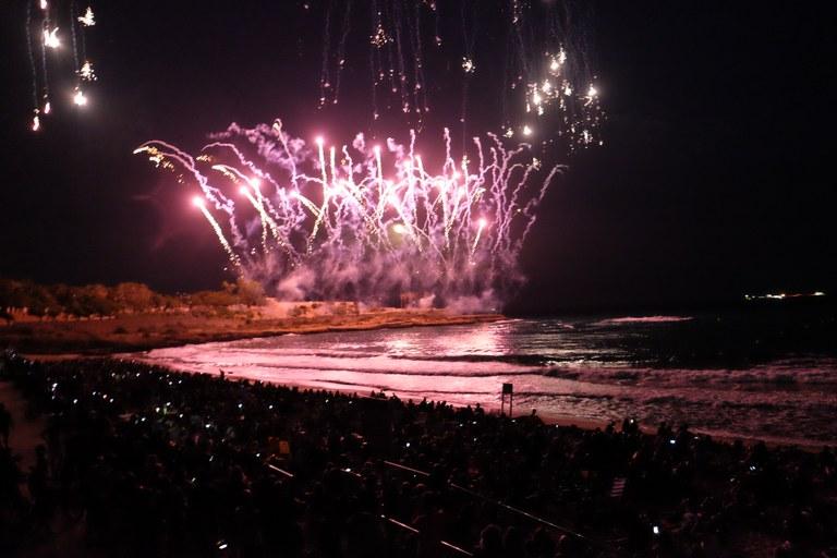 Tac12 retransmetrà el Concurs Internacional de Focs per tot Catalunya