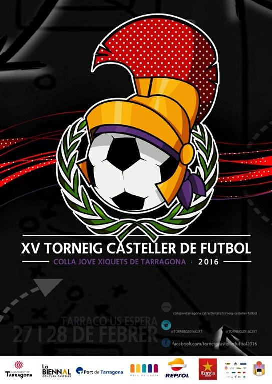 Tarragona acull el XV Torneig Casteller de Futbol