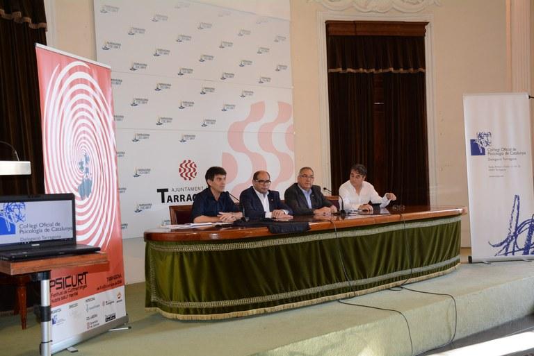 Tarragona presenta el Festival Psicurt