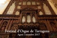 El Festival d'Orgue de Tarragona comença el diumenge 13 d'agost
