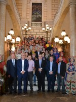 La Coordinadora de Balls de Diables Tradicionals de Catalunya es presenta oficialment a Tarragona