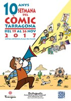 La Setmana del Còmic de Tarragona celebra la 10a edició