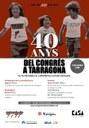 Tarragona commemora el 40è aniversari del Congrés de Cultura Catalana