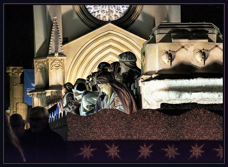 Divendres la cavalcada dels Reis Mags d'Orient iniciarà el seu recorregut a les 19 h des del carrer Reial