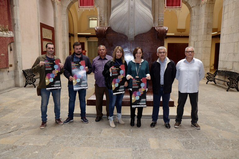 El 28è Concurs Internacional de Focs Artificials Ciutat de Tarragona se celebrarà del 4 al 7 de juliol