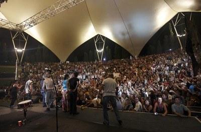 El Camp de Mart tornarà a ser l'escenari d'una nova edició del Festival d'Estiu