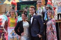 El Carnaval de Tarragona s'estrena al Mercat Central i al Teatre Tarragona