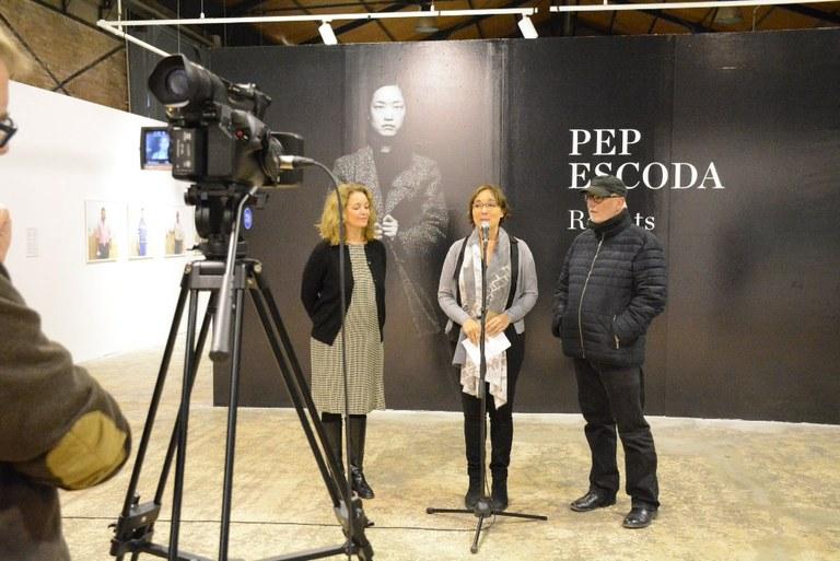"""El Centre d'Art de Tarragona presenta """"Pep Escoda. Retrats"""", un recorregut per la trajectòria del reconegut fotògraf tarragoní"""
