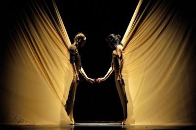 L'espectacle de dansa 'Dunas' arriba a Tarragona