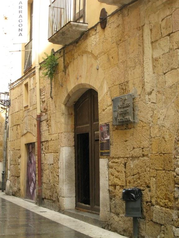 L'Ajuntament busca solucions per al local d'assaig dels Xiquets de Tarragona