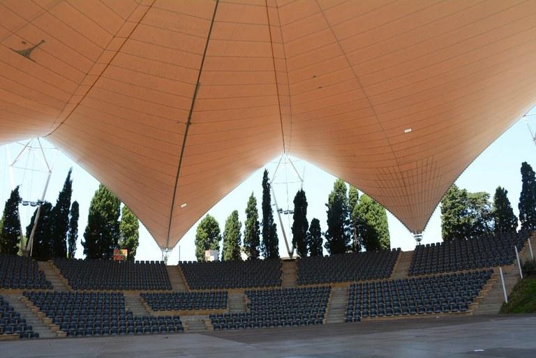 L'Ajuntament inicia els tràmits per la millora del Teatre Auditori Camp de Mart