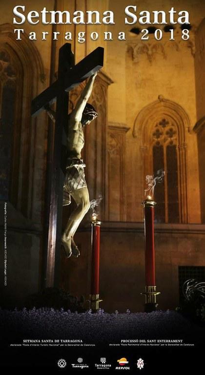 L'Espai Turisme acull una mostra fotogràfica de la Setmana Santa de Tarragona