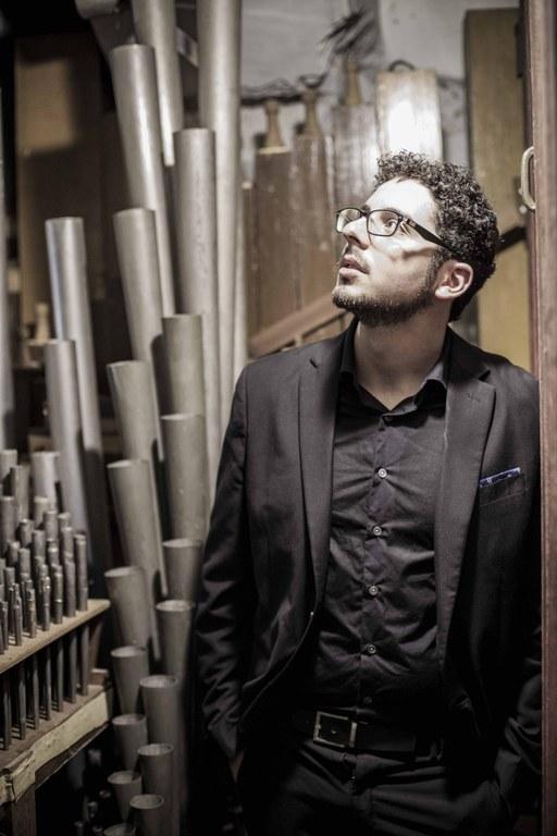 Pedro Aguiló oferirà el segon concert del XIV Festival d'Orgue