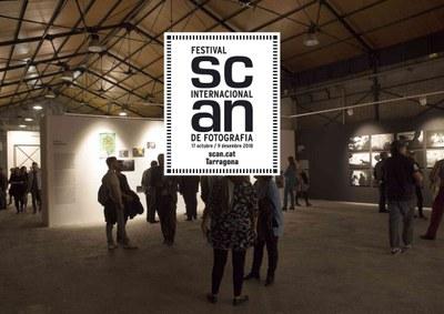 SCAN Tarragona, l'aparador de la fotografia contemporània i emergent de la Mediterrània, obre les portes i omple d'art Tarragona