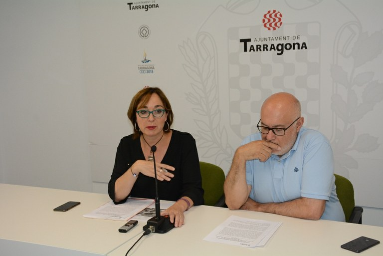 'Tarragona Patrimoni, músics al carrer' nou programa cultural per promoure la música en viu