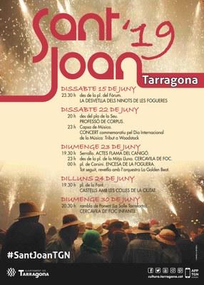Cap de setmana de foc i gresca per celebrar Sant Joan
