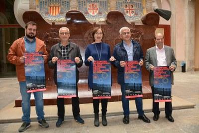 El 29è Concurs Internacional de Focs Artificials Ciutat de Tarragona se celebrarà del 3 al 6 de juliol