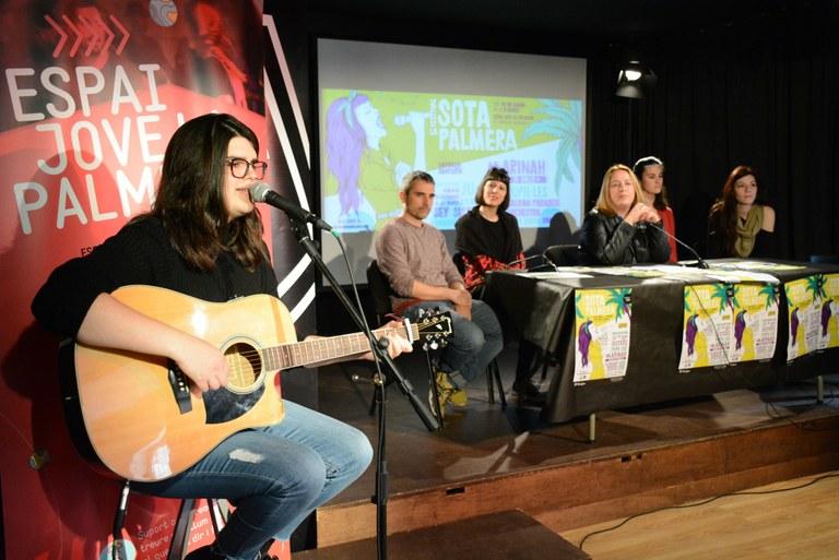 El Festival Sota la Palmera promou la projecció i visualització de dones creadores