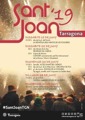 El Juny Festiu omple la ciutat de foc, festa i tradició