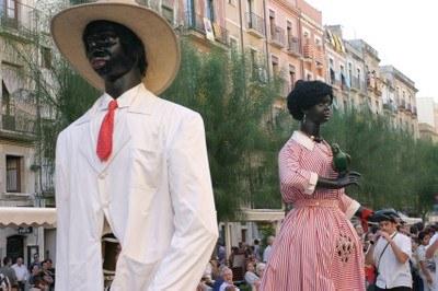 L'Ajuntament de Tarragona iniciarà les tasques d'intervenció de les peces originals dels Gegants Moros i els Negritos