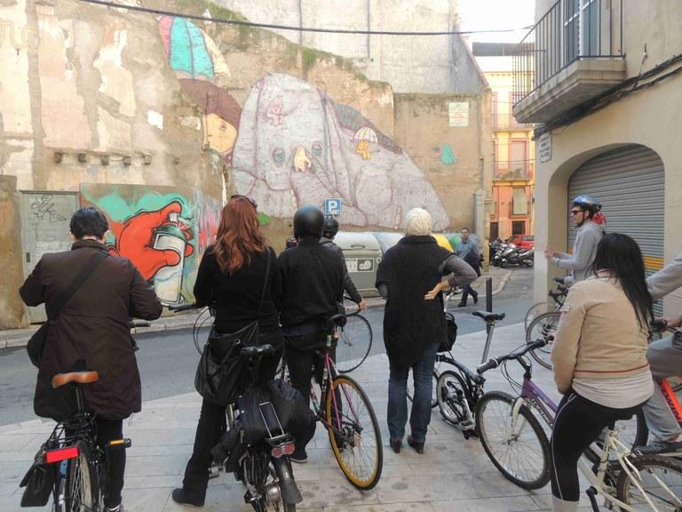 """La iniciativa """"Ciutat Transformadora"""" permetrà a artistes del territori actuar a centres de transformació elèctrica de la ciutat"""