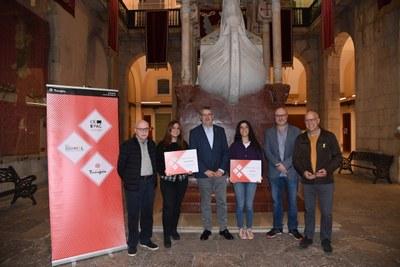 Lliurat el III Premi del Centre de Prospectiva i Anàlisi de Castells