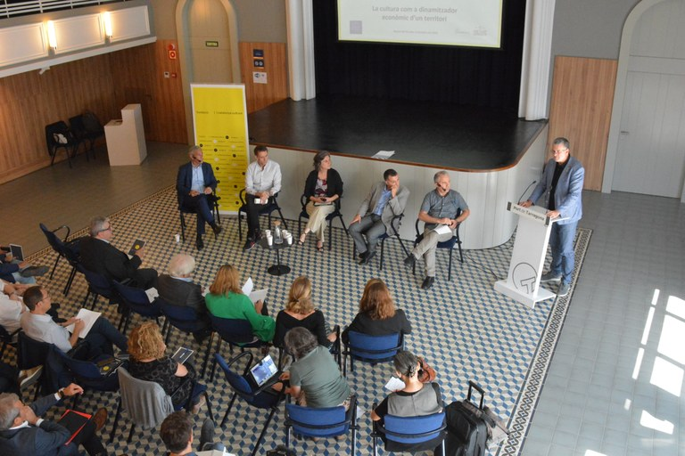 Pau Ricomà: Tarragona s'ha de projectar culturalment