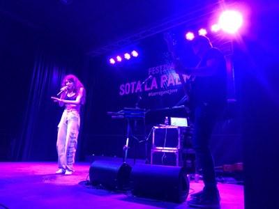 Balanç molt positiu del Festival Sota la Palmera