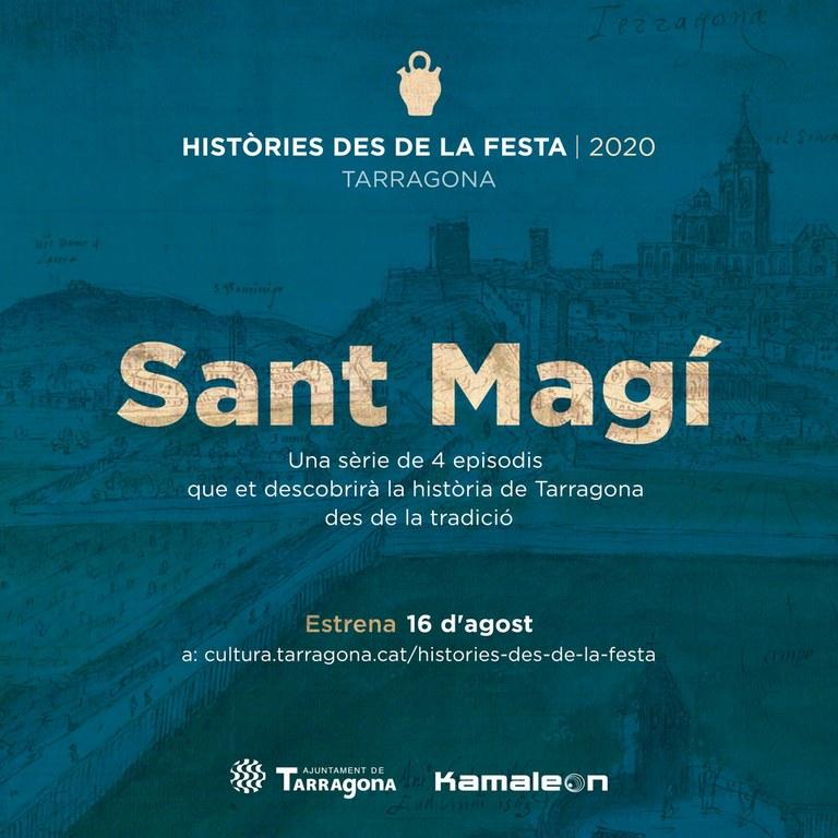 El 16 d'agost s'estrena la sèrie audiovisual 'Històries des de la Festa'