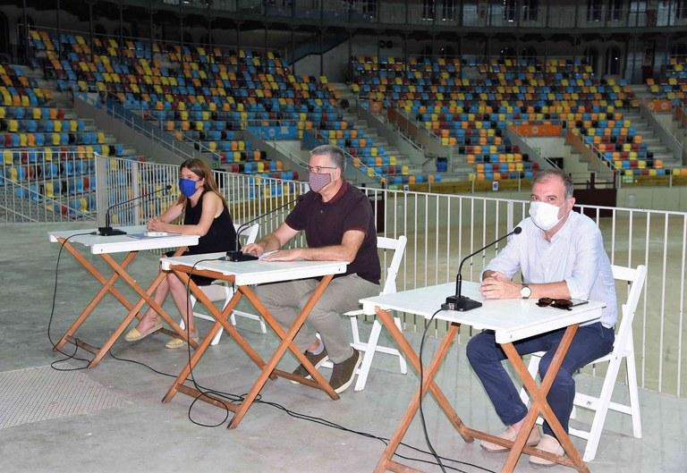 """El diumenge 4 d'octubre la Tarraco Arena serà l'escenari de la iniciativa """"Hi ha Concurs"""""""
