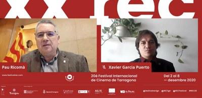El Festival REC celebra el seu 20è aniversari amb 21 estrenes