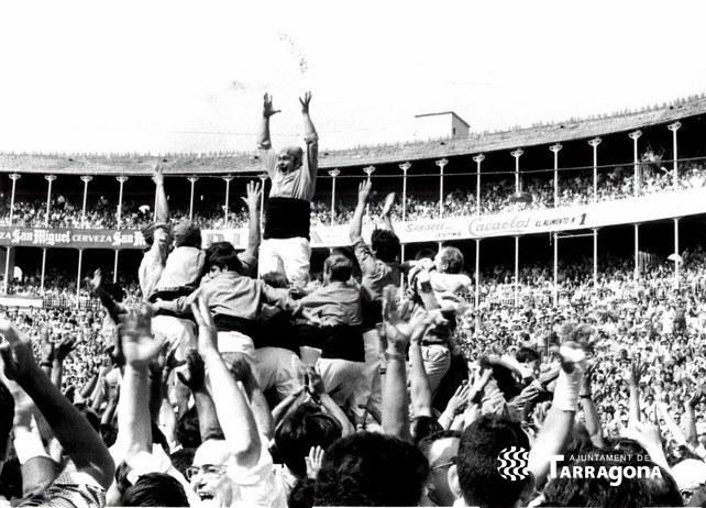 La Biennal Concurs de Castells estrenarà un documental commemoratiu del 50è aniversari de l'edició de 1970