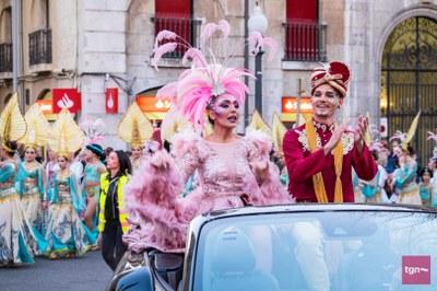 La Comissió Consultiva de Carnaval acorda, de manera unànime, anul·lar els actes protagonizats per les comparses per a l'edició de 2021