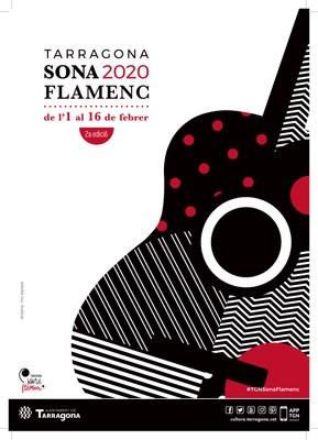 La segona edició del festival Tarragona Sona Flamenc torna a tenir la complicitat de les entitats i artistes de la ciutat