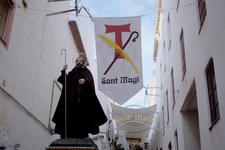 L'Ajuntament de Tarragona convoca el concurs per escollir la imatge de Sant Magí 2020