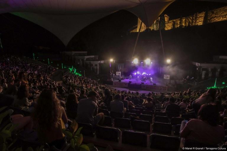 L'Ajuntament i les sales de concerts de Tarragona presenten un nou cicle de concerts de tardor al Teatre Auditori del Camp de Mart