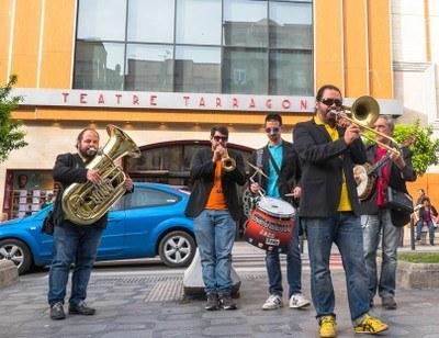 L'Àrea de Cultura reprèn el projecte 'Músics al carrer'