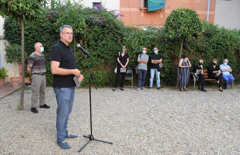 """L'exposició """"Mai és massa"""" d'Àngel Pomerol reobre la nova etapa del Centre d'Art Tarragona, a Casa Canals"""