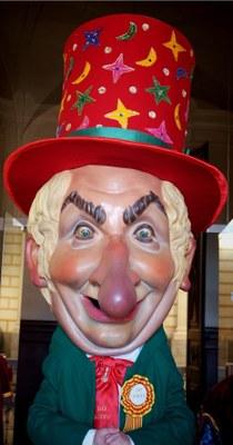 L'Home dels Nassos recorrerà tots els racons de la ciutat per anunciar que s'acaba l'any