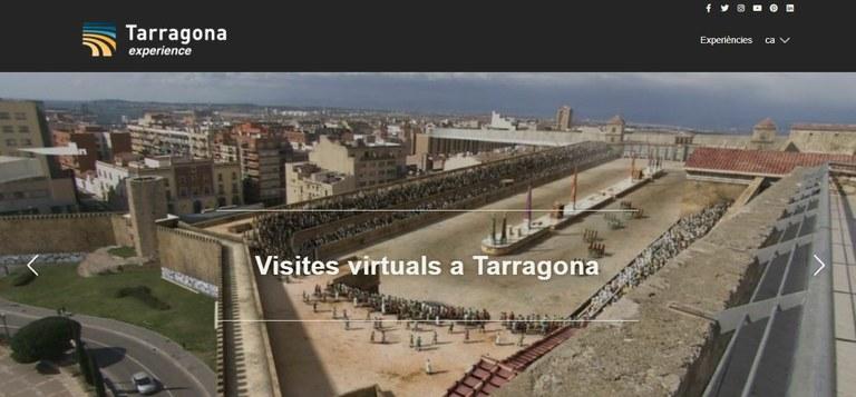 Tarragona Turisme renova el blog Tarragona Experience